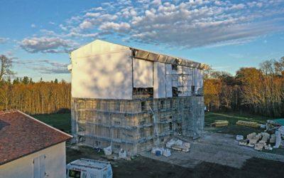 Valeurs actuelles, juin 2021 : Pavillon de la Muette, une rénovation hors norme